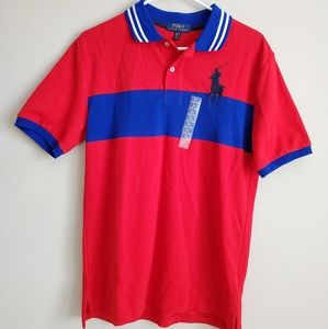 POLO RALPH LAUREN BOYS SIZE XL (18-20)